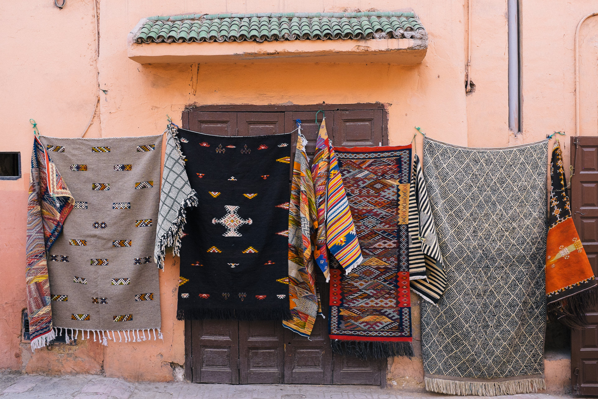 Rugs for sale in Marrakesh