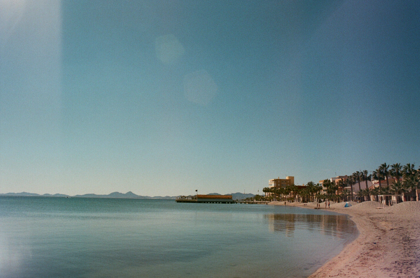Spain holiday with a 35mm film camera Canon AE1