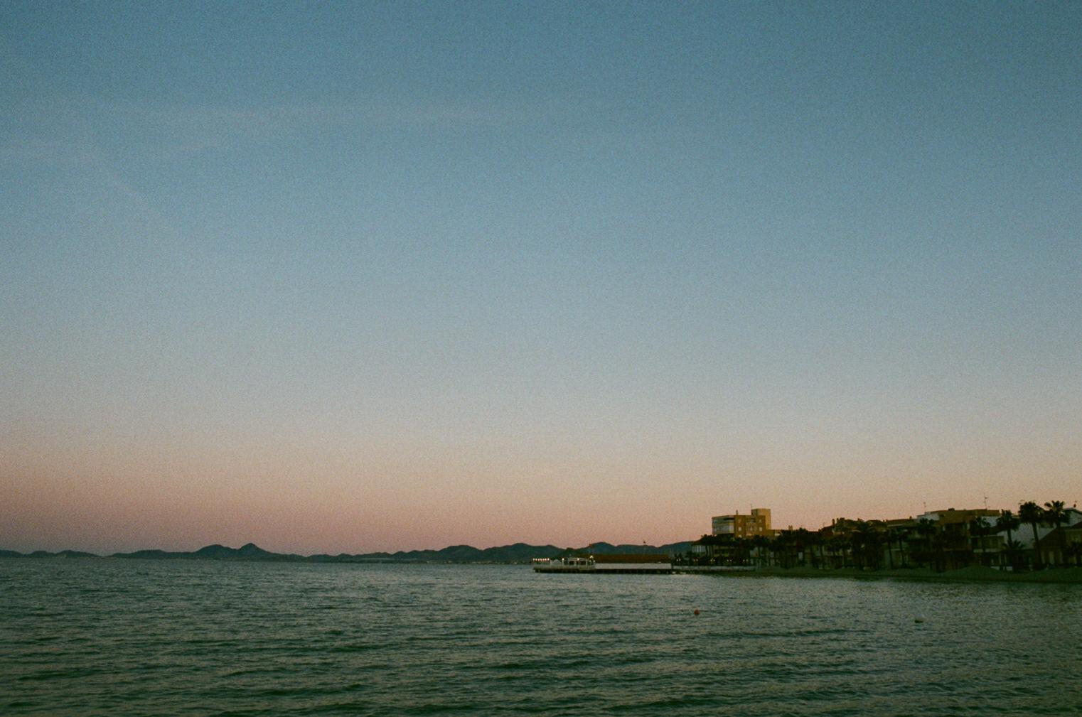 Los Alcazares sunset