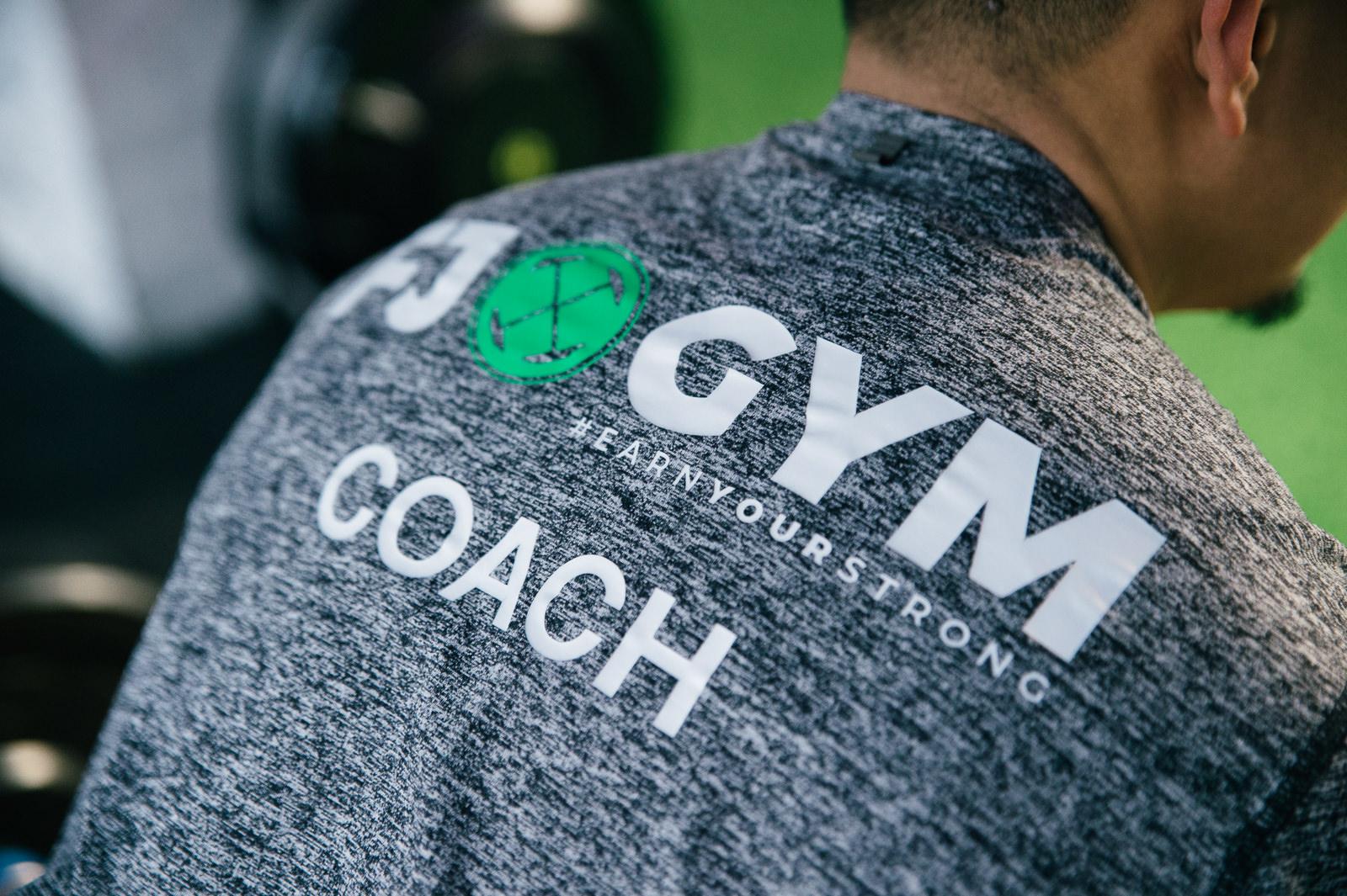 fj gym coach