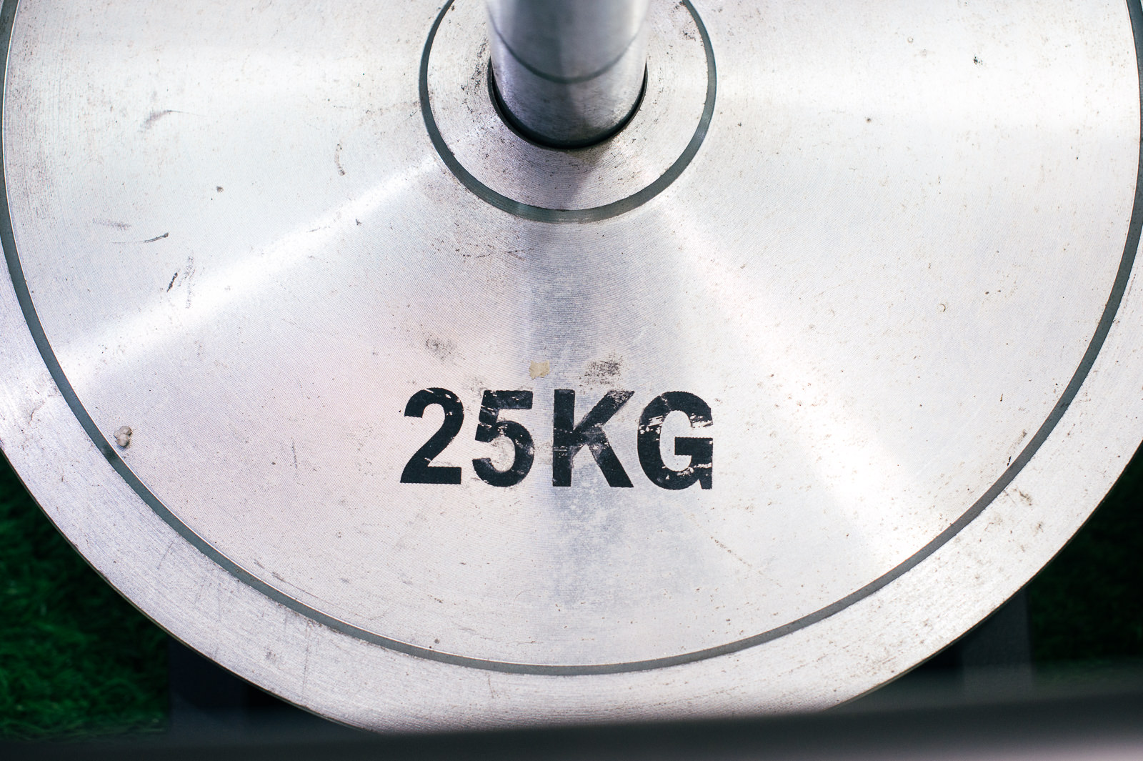 25kg fitness weight