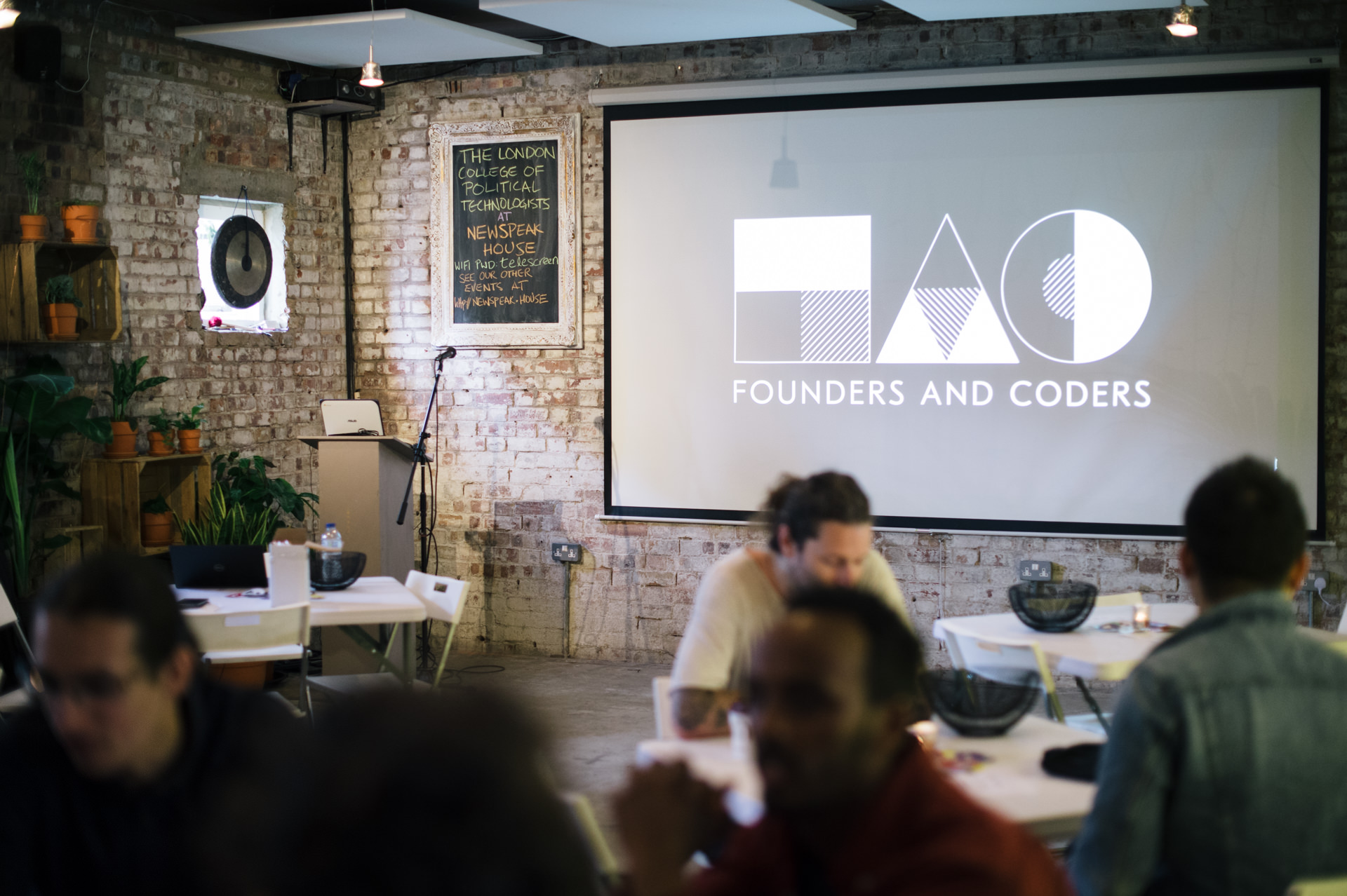 FAC workshop london
