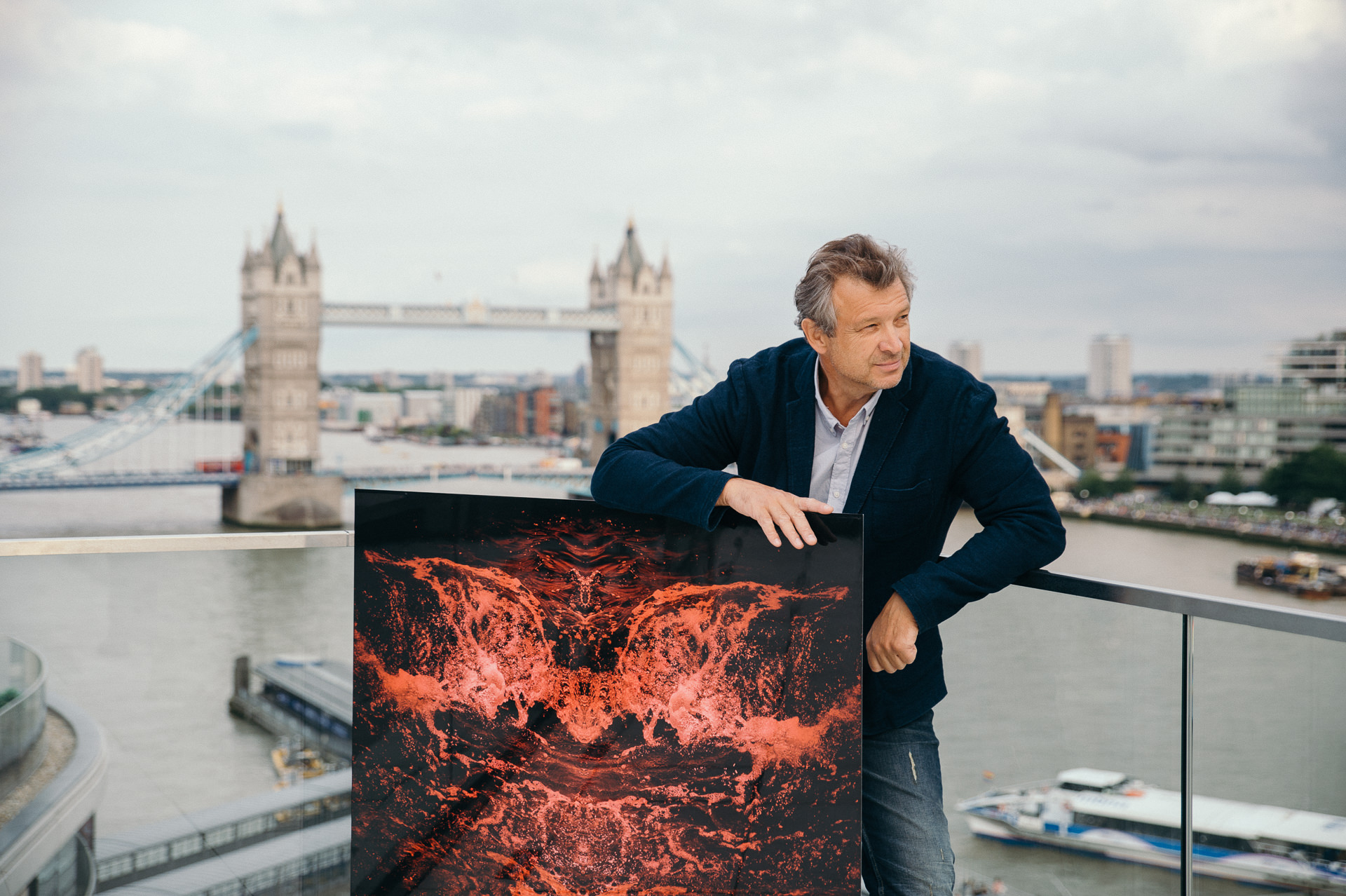 Photographer Vlad Loktev portrait London