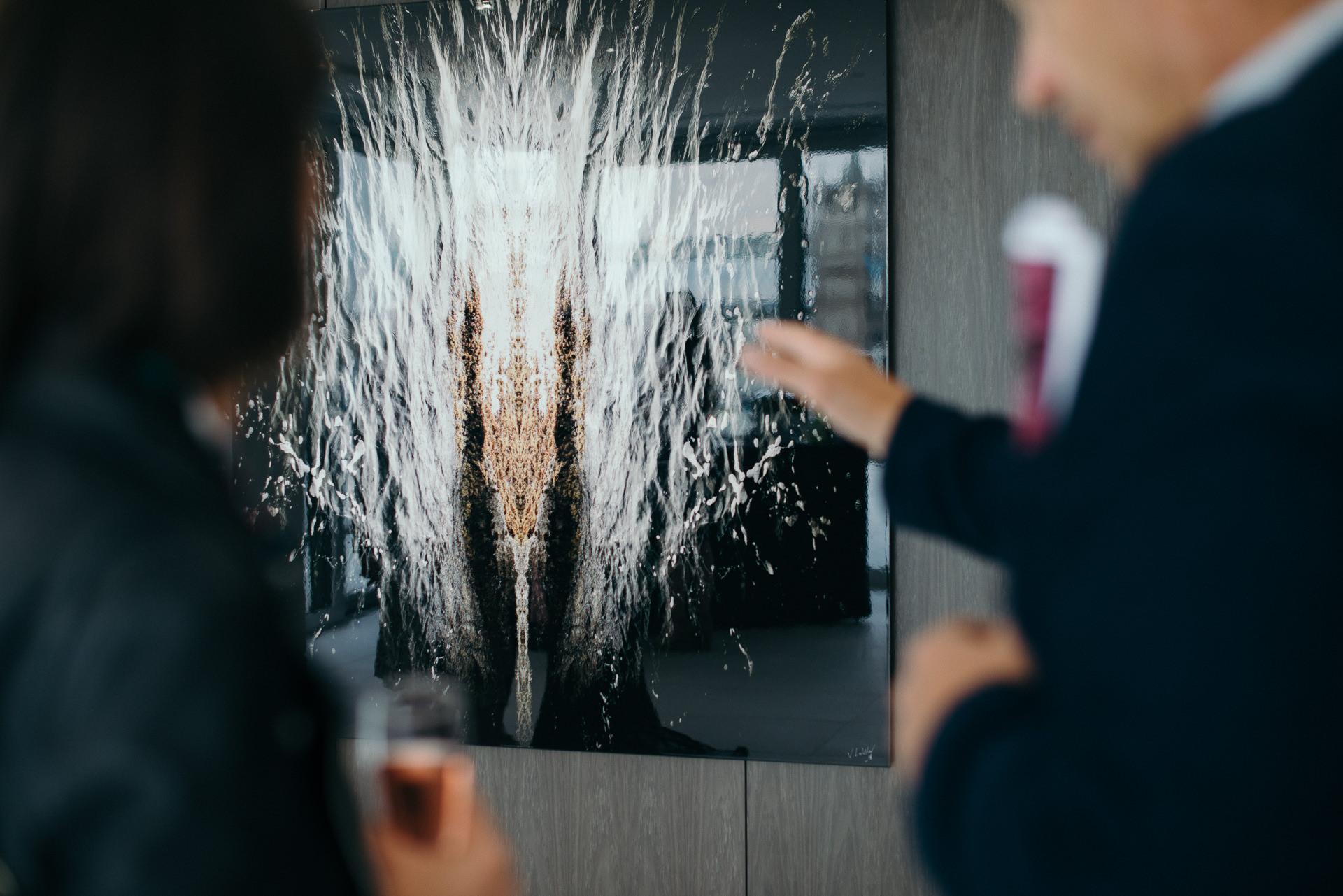 Vlad Loktev water art