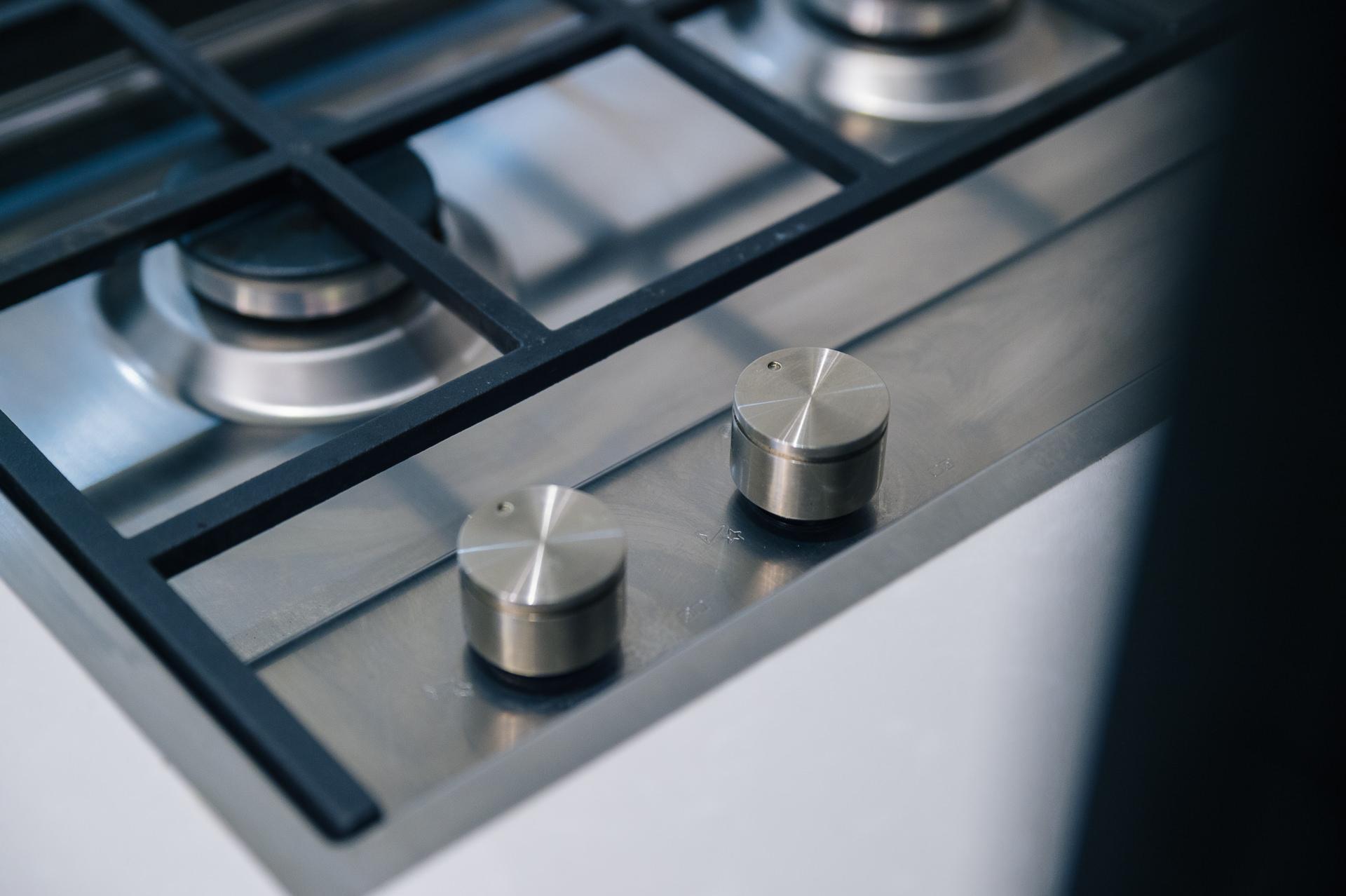 kitchen hob dials