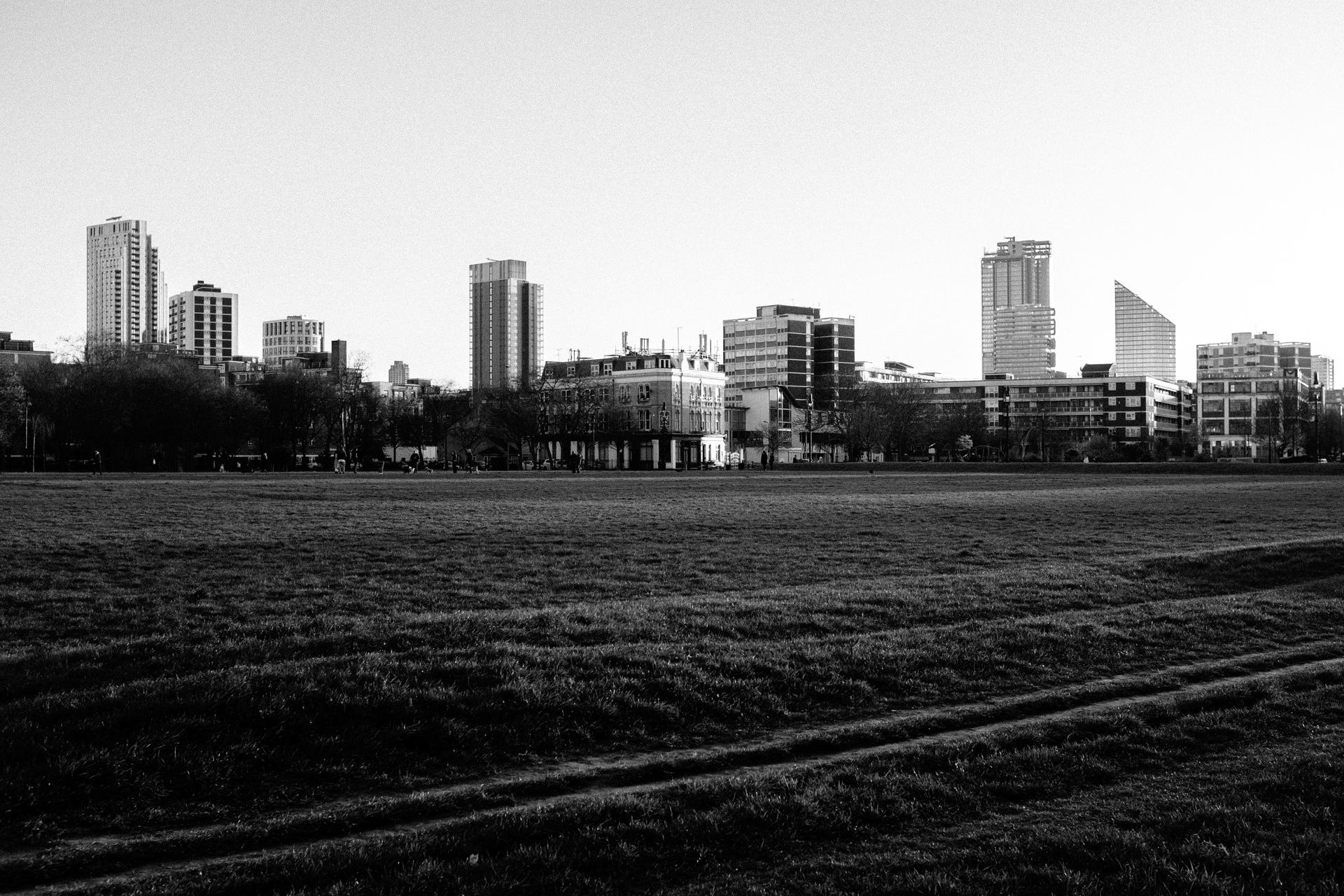 Shoreditch Park London