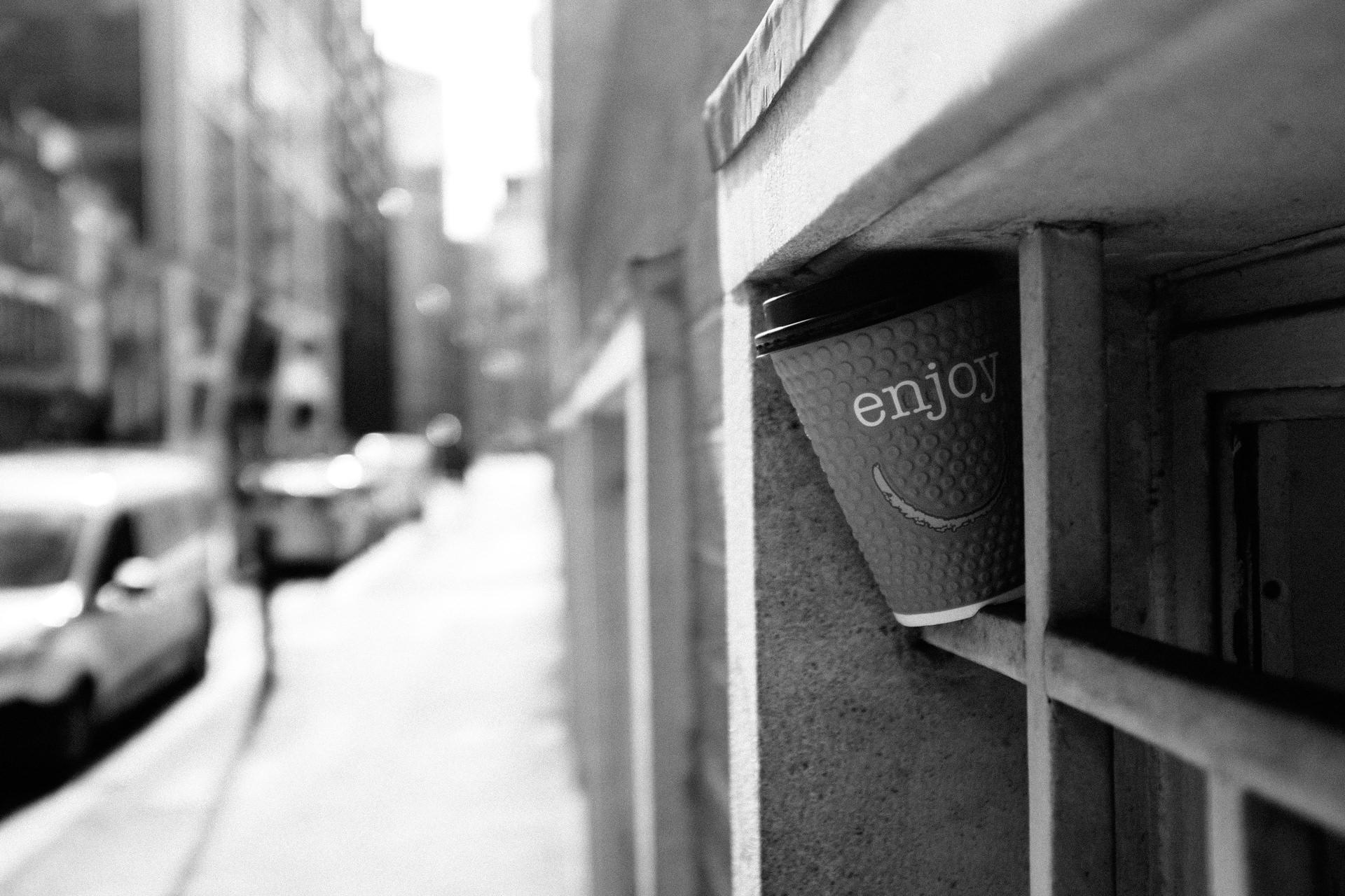 no more coffee corona virus outbreak london 2020
