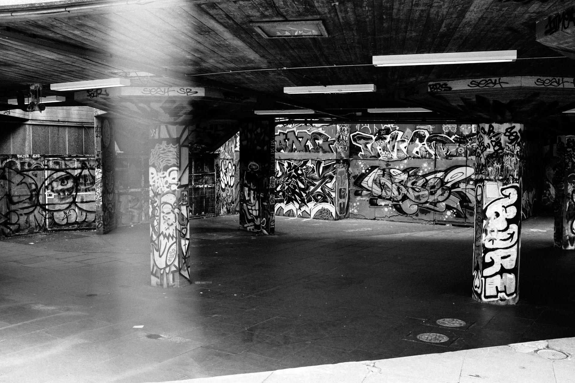 waterloo skate park empty