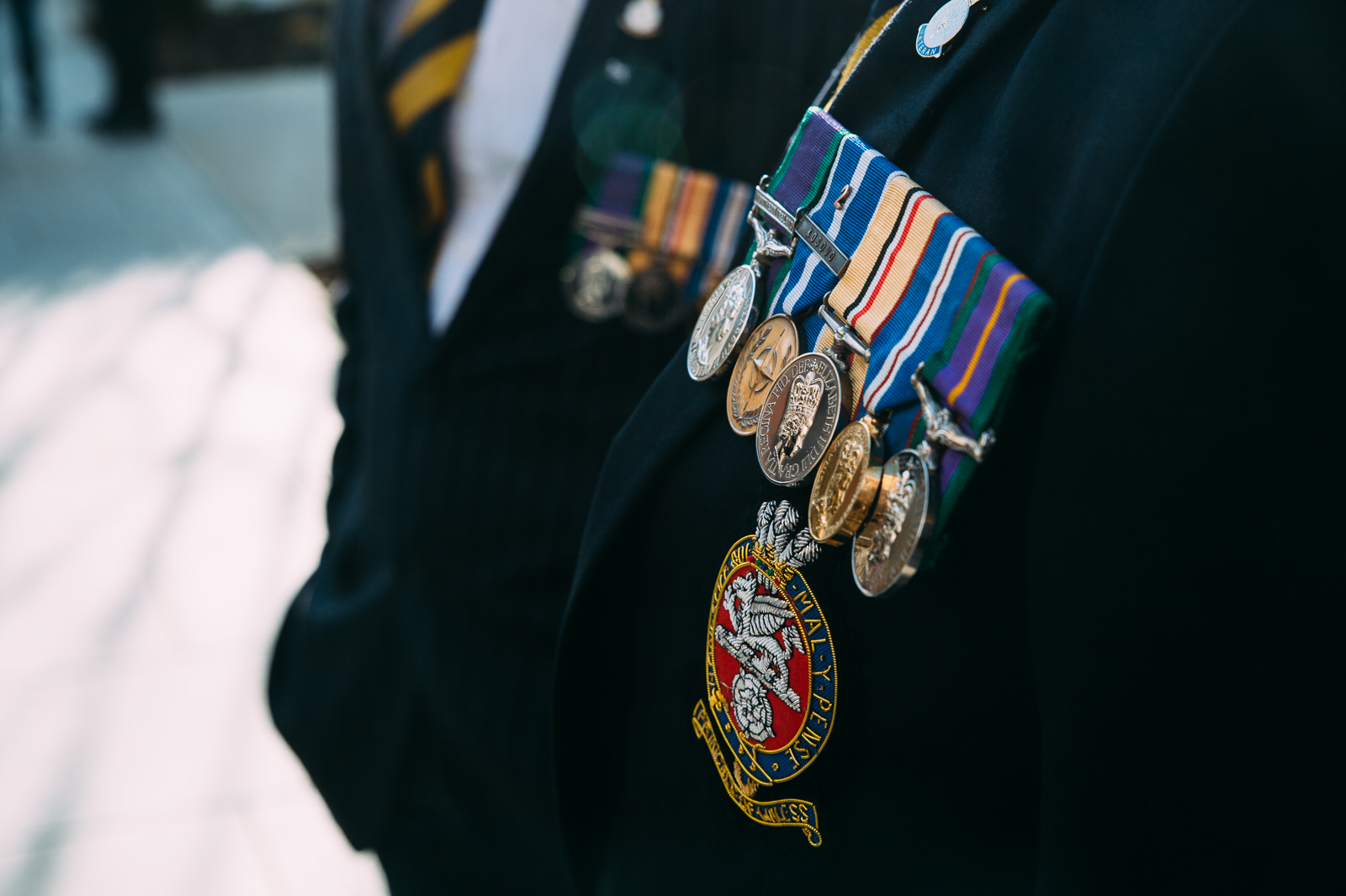uk army medals
