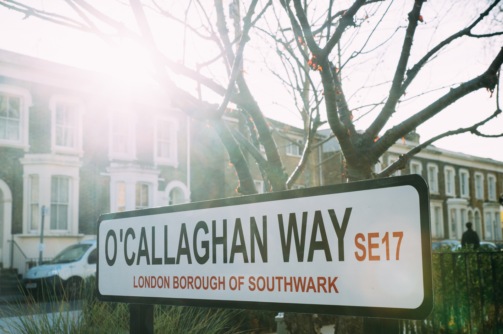 o'callaghan way se17 london