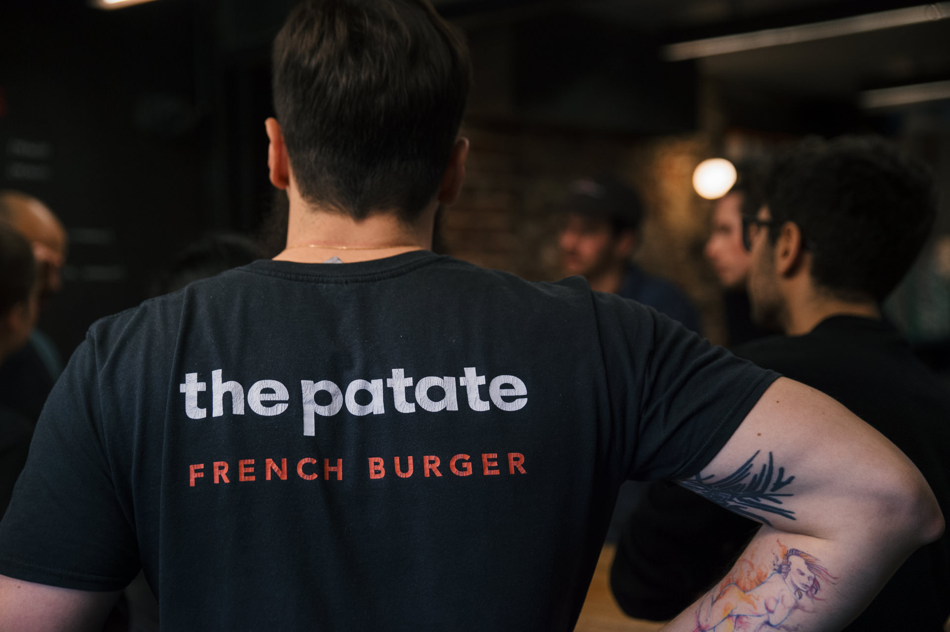 The Patate London – restaurant opening event